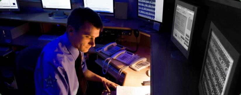 Security Ochrona - Stacja monitorowania