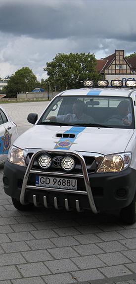 Patrole zmotoryzowane